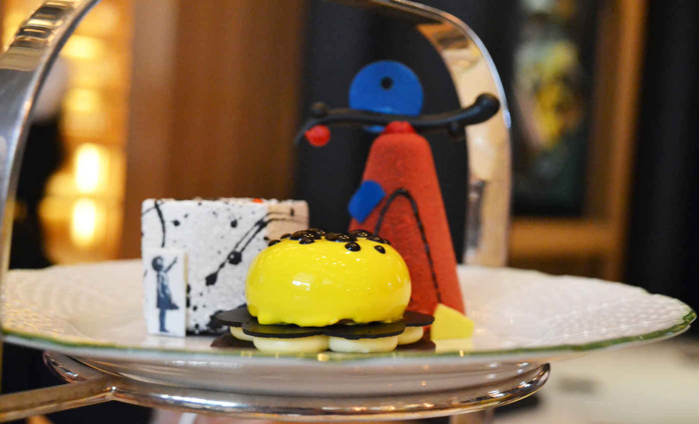 Rosewood London afternoon tea